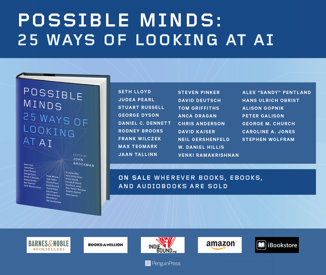 Possible Minds | Edge org